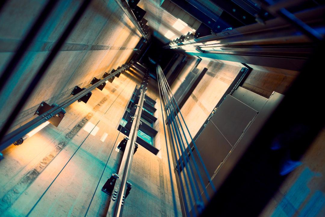 Lift-Neubau in Wil